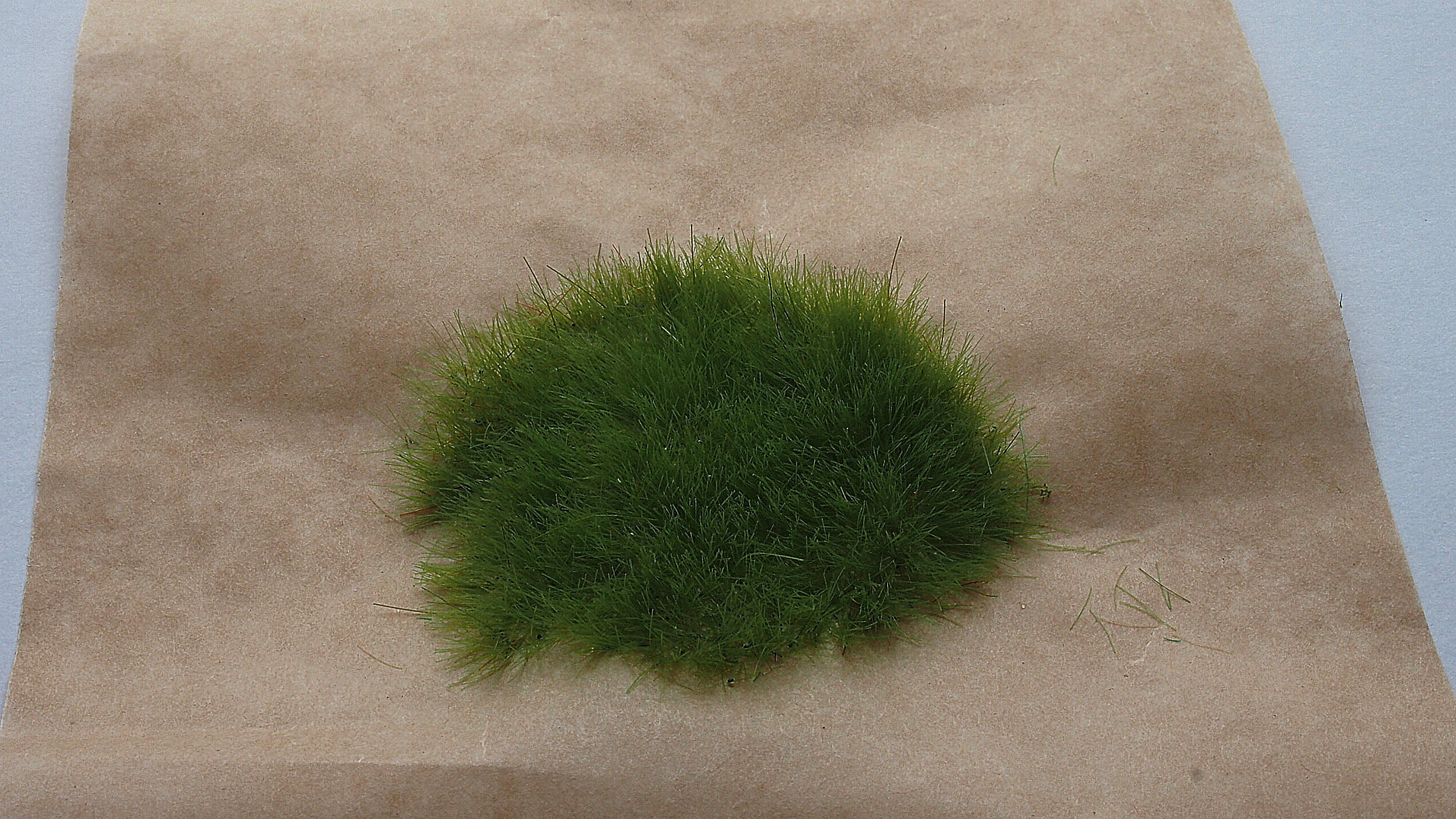 grass tuft diy
