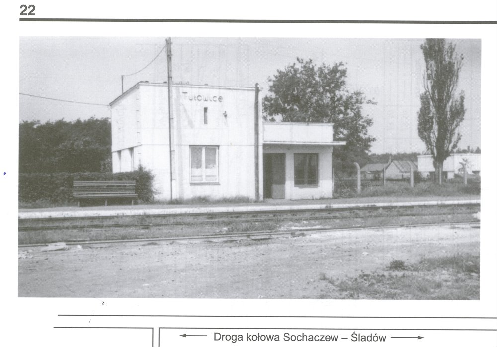 sochaczew small station
