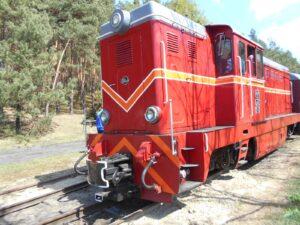 Narrow Gauge Diesel Engine Lxd2