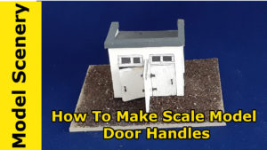 Scale Model Door Handles