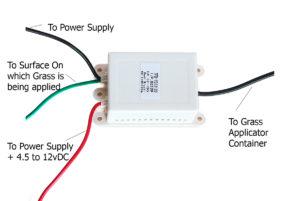 negative ion generator wiring diagram