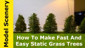 Static Grass Trees