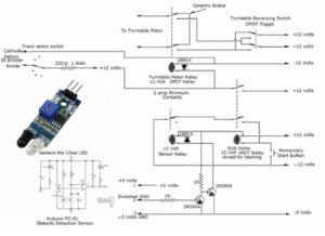 turntable circuit