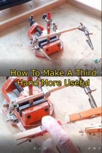 Third Hand Tool