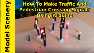 Traffic And Pedestrian Signals With Arduino