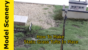 How To Add Grass Tufts In Place