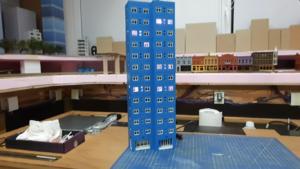 Building Light Animation