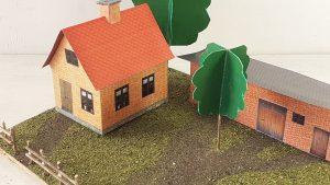 Small Farm Diorama