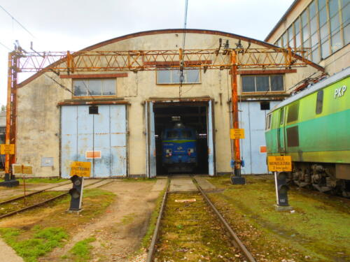 Typical Engine Shed