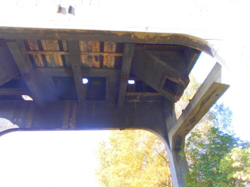 Odolany Coal tower bottom view.
