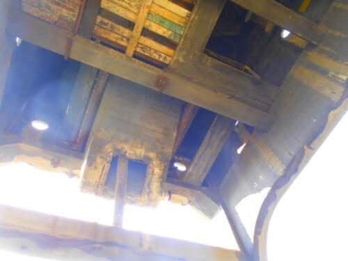 Odolany coal tower coal chute.