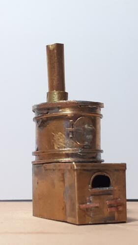 boiler left front