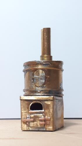 boiler right front