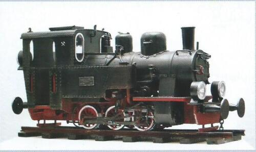 POLISH NARROW-GAUGE STEAM LOCOMOTIVE FROM 1948This particular engine was built in 1948. The Cn2t was built from the early 1900's on. It was found almost anywhere there were narrow gauge rails. It will fit any situation - industrial service or passenger service.