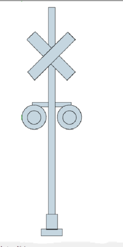 plan 2 crossing lights