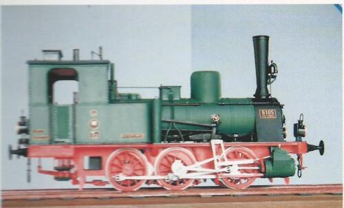 These engines were small tank locomotives (0-3-0) that were designed for local traffic and shunting. They were produced in large numbers in Germany for the Prussian Railways during the years 1882 to 1906 and then for other countries and private railways until 1924. In Poland they were used for training and by Polish factories up until the 1960's.
