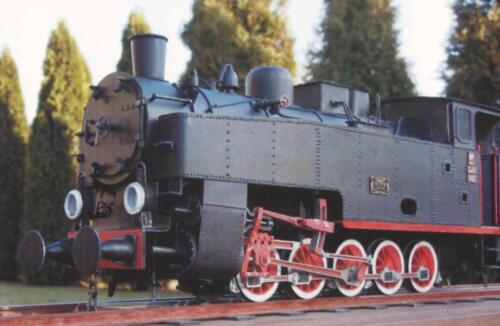 Steam Engine Model TW-29Polish narrow gauge tank steam locomotive TW 29 was produced in the years 1929 and 1930. It was used for many years (1929 – 1976) by the Upper Silesian Narrow Gauge Railroads on 785 mm track.